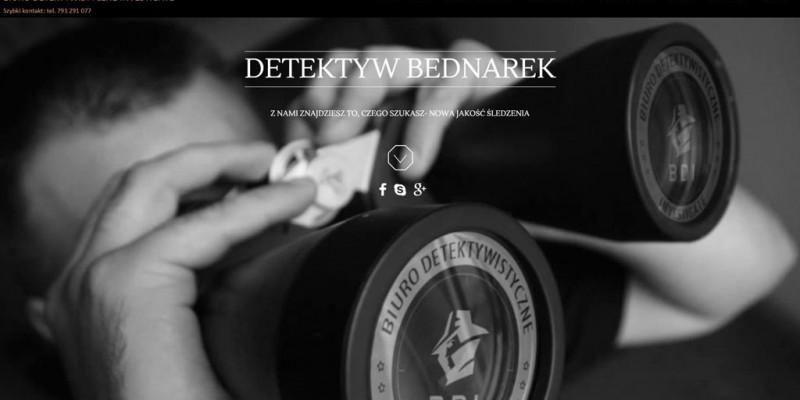 Detektyw Bednarek