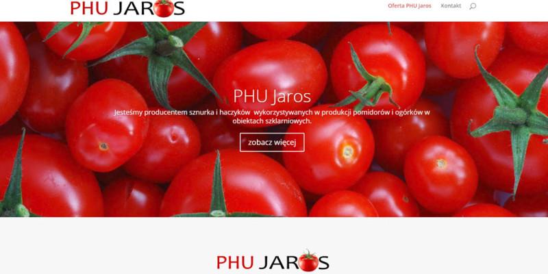 PHU Jaros – producent zawieszek do pomidorów